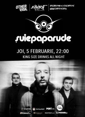 Concert | ŞUIE PAPARUDE