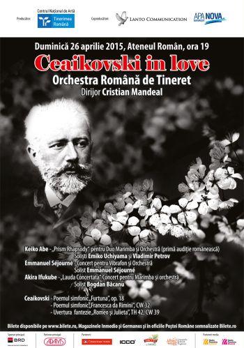 Concert | Ceaikovski in love @ Bucuresti
