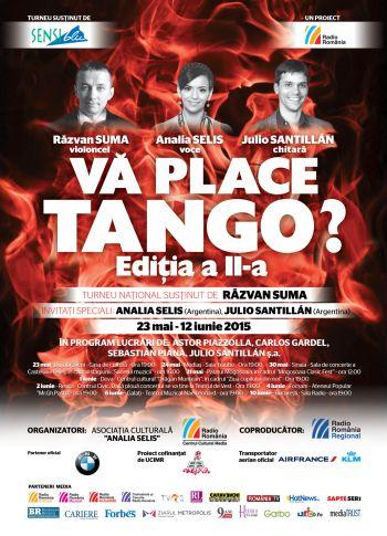 Concert | Vă place Tango? @ Sinaia