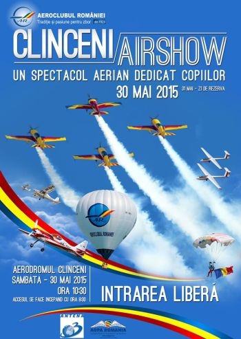Spectacol Aviatic | Clinceni Airshow