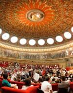 Ateneul Român - interior