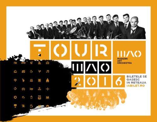 #Concert | Jazz cu Modern Art Orchestra @ Sibiu