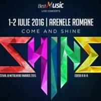 #Festival Shine Festival 2016 Arenele Romane