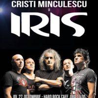 #Concert | Cristi Minculescu si IRIS