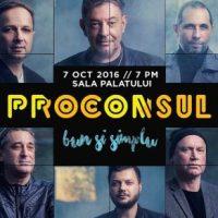 #Concert | Proconsul - Bun și Simplu