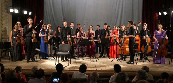 Foto Orchestra Junior 2015 foto Virgil Oprina