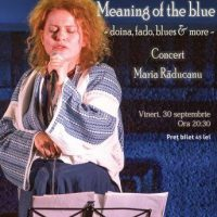 #Concert | Maria Raducanu - Meaning of the blue
