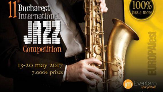 EUROPAfest 2017 lansează Bucharest International Jazz Competition