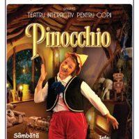 #Teatru Interactiv pentru Copii |Pinocchio