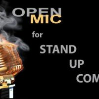 Open Mic Night for Stand-UP