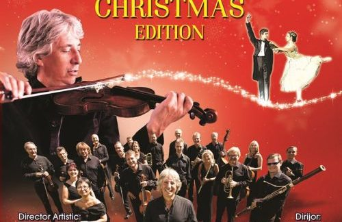 Invitati speciali la concertul Vienna Magic – Christmas Edition